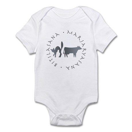 Cat-Cow Infant Bodysuit