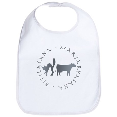 Cat-Cow Bib