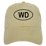 Domonica Oval Baseball Cap