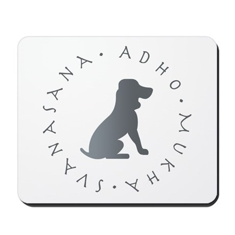 Down Dog Mousepad