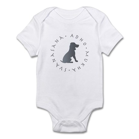 Down Dog Infant Bodysuit