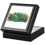 Shade Garden Keepsake Box
