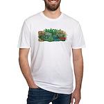 Shade Garden Fitted T-Shirt