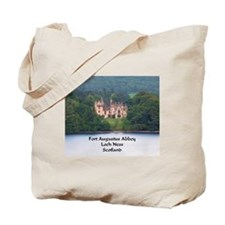Scottish Castles Tote Bag