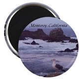 Monterey, California Souvenir Magnet