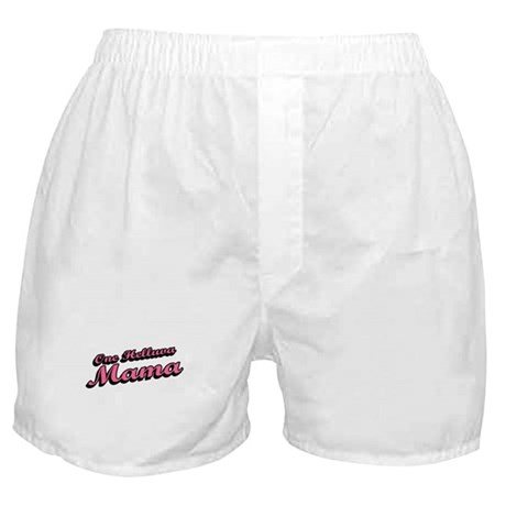 One Helluva Mama Boxer Shorts