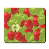 Apples Mousepad