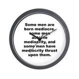Joseph heller quote Wall Clock