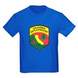 California Forestry T