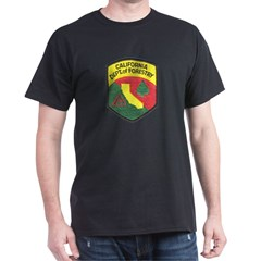 California Forestry Dark T-Shirt