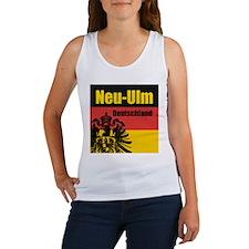 Neu-Ulm Deutschland  Women's Tank Top