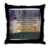 GL Throw Pillow