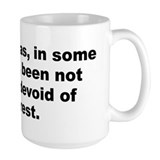 Funny The case has in some respects been not entirely de Mug