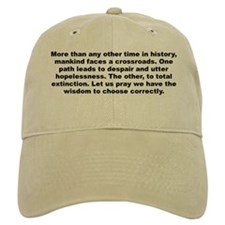 Cute Allen quote Baseball Cap