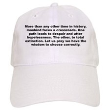 Cool Allen quote Baseball Cap