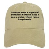 W c fields quote Baseball Cap