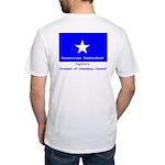 Bonnie Blue, SI, CUC Fitted T-Shirt