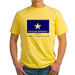 Bonnie Blue, SI, CUC Yellow T-Shirt