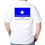 Bonnie Blue, SI, CUC Golf Shirt