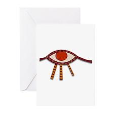 Eye of Horus Greeting Cards (Pk of 10)