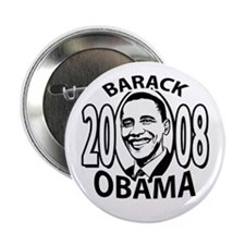 Sample Obama 2008 Button