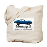 Mustang II Tote Bag
