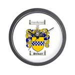 Stewart Coat of Arms Wall Clock