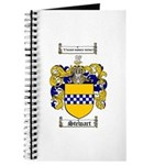 Stewart Coat of Arms Journal