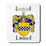 Stewart Coat of Arms Mousepad