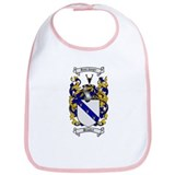 Stanley Coat of Arms Bib