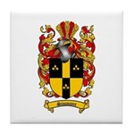 Simmons Coat of Arms Tile Coaster
