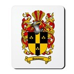 Simmons Coat of Arms Mousepad