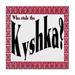 Kyshka Tile Coaster