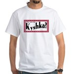 Kyshka White T-Shirt