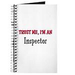 Trust Me I'm an Inspector Journal
