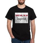 Trust Me I'm an Inspector Dark T-Shirt