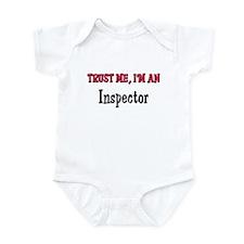 Trust Me I'm an Inspector Infant Bodysuit