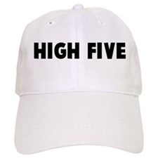 High five Baseball Cap