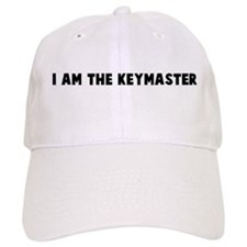 I am the keymaster Baseball Cap