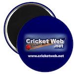 Cricket Web Magnet