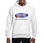 Cricket Web Hooded Sweatshirt