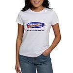 Cricket Web Women's T-Shirt