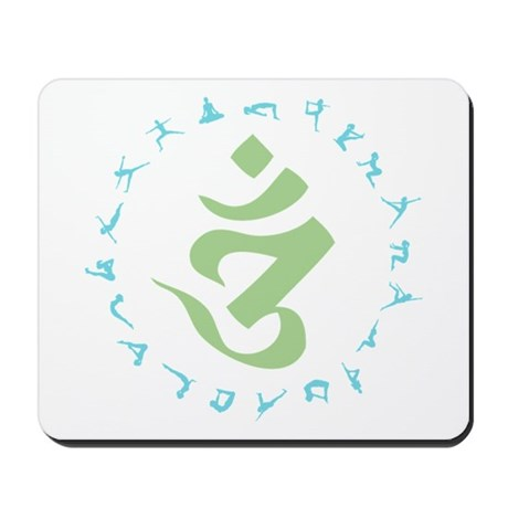 Om Symbol Mousepad