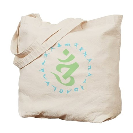 Om Symbol Tote Bag