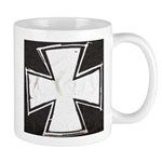 Iron Cross Sketch by OiSKINBLU Mug
