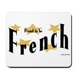 French Mousepad