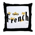 French Throw Pillow