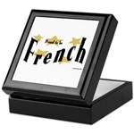 French Keepsake Box