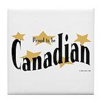 Canada Tile Coaster