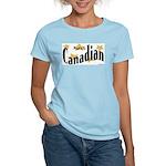 Canada Women's Pink T-Shirt